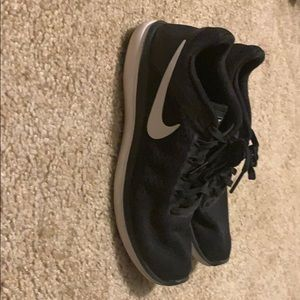 Black Nike Flex 2016 RUN